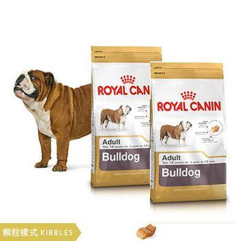 ROYAL CANIN法國皇家 鬥牛成犬MB24 狗飼料 3公斤 X 2包