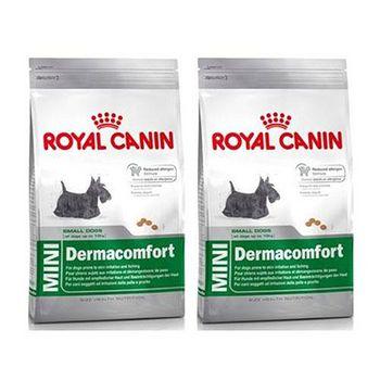 ROYAL CANIN法國皇家 小型好膚犬PRDE26 狗飼料 2公斤 X 2包