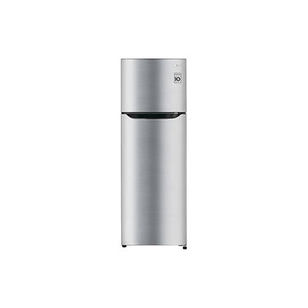 促銷★ LG 樂金 208公升Smart 變頻上下門冰箱精緻銀( GN-L295SV )  含基本安裝