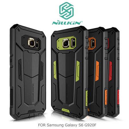 NILLKIN Samsung Galaxy S6 G920F 悍將II 保護套