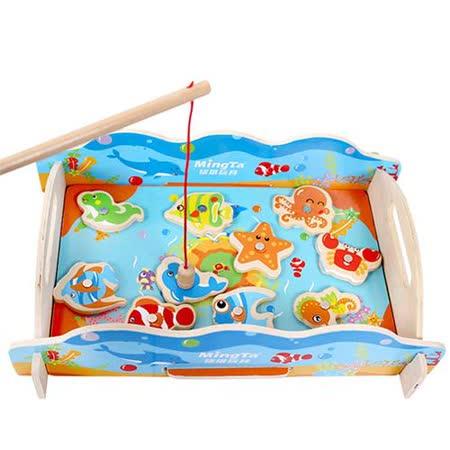 【ω-o2d】Ming Ta 釣魚游戲組