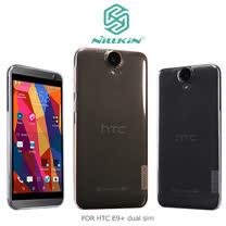 NILLKIN HTC One E9+ dual sim 本色 TPU軟套