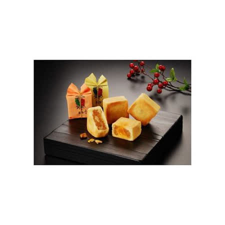 風月堂-蛋黃鳳梨酥