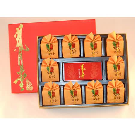 風月堂 - 蛋黃鳳梨酥 (3組)