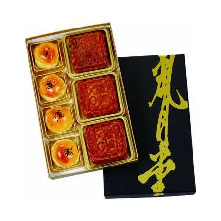 風月堂-金賞月餅禮盒