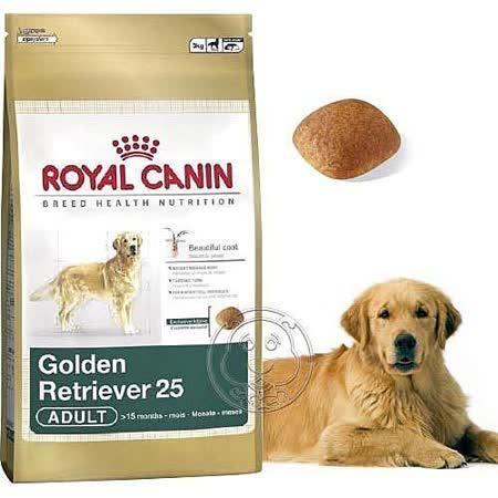 法國皇家GR25_黃金獵犬 飼料-12kg