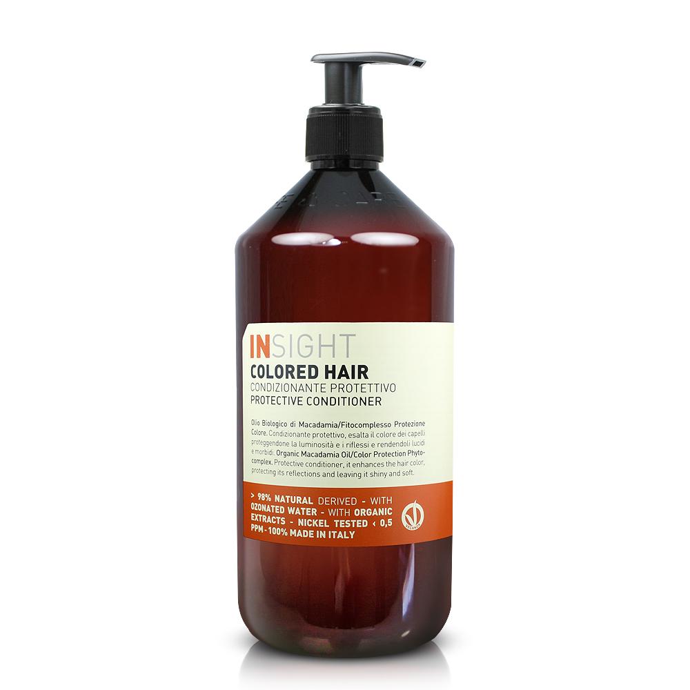 INSIGHT 堅果油護色護髮素(1000ml)
