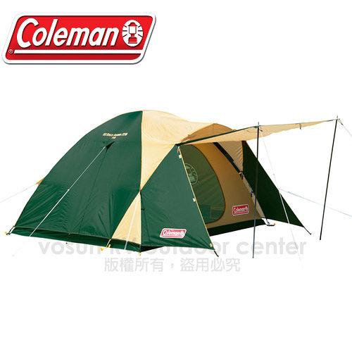 ~美國Coleman~4~5人CROSS露營帳.家庭帳.遮陽帳.透氣帳.防蚊帳.露營帳篷
