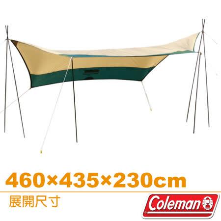 【美國 Coleman】XP六角形天幕/MDX (原廠公司貨)  CM-1655