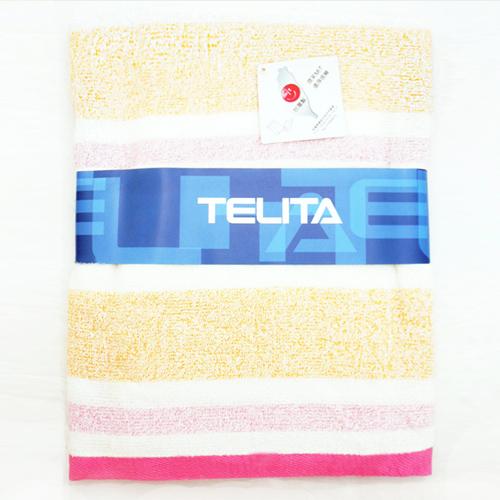 TELITA 靚彩條紋浴巾 68~132cm