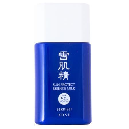 【KOSE 高絲】雪肌精極效輕透防曬乳SPF50+/PA++++ 25g