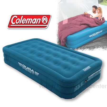 【美國 Coleman】DURAREST 加厚氣墊床–TWIN /露營睡墊 CM-21936