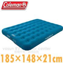 【美國Coleman】DURAREST輕量耐用氣墊床QUEEN.雙段空氣閥 /CM21934