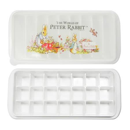 【クロワッサン科羅沙】Peter Rabbit~ 經典比得兔 附蓋製冰器 粗3*2.8cm 21590