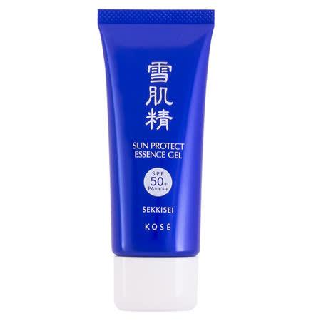 【KOSE 高絲】雪肌精極效輕透防曬凝膠SPF50+/PA++++35g