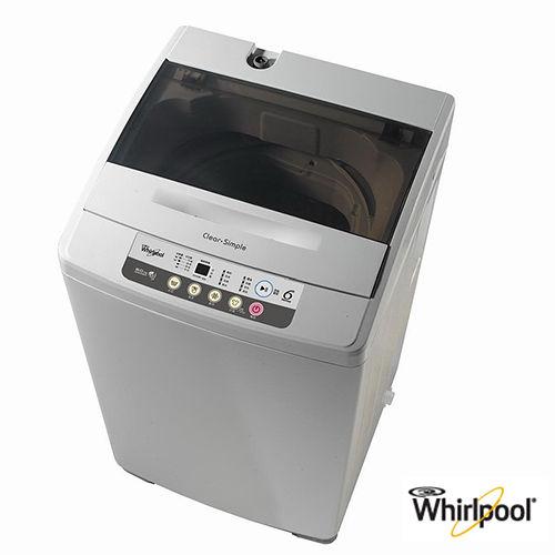 ~ Whirlpool 惠而浦 創.易 直立系列 6公斤洗衣機^(WM06G^) 僅舊機回