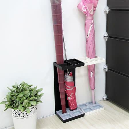 【好物推薦】gohappy線上購物【ikloo】日式簡約傘架-方型4格鐵板哪裡買新光 三越 台中 店