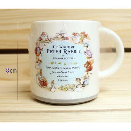 【クロワッサン科羅沙】Peter Rabbit~ 經典比得兔STORY系列馬克杯中 682150