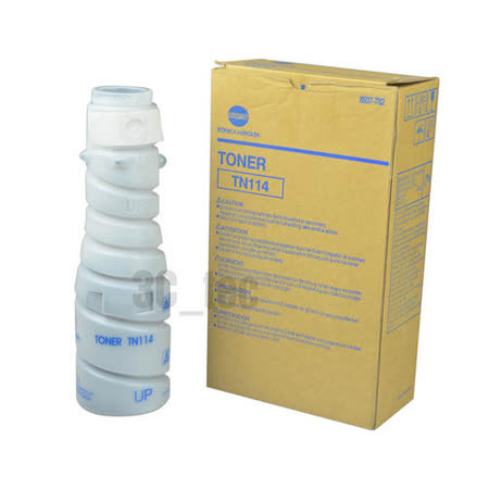 影印機碳粉 [2支(1盒)] KONICA MINOLTA TN-114 TN114