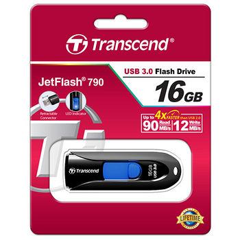 創見16G USB3.0隨身碟JF790K