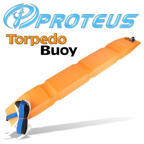 PROTEUS Torpedo happy go sogoBuoy 標準魚雷浮標(台灣製)
