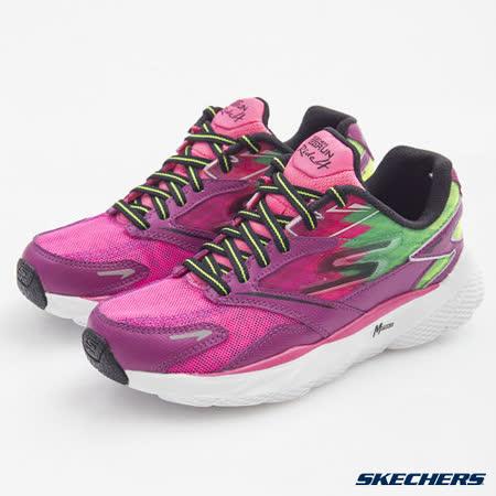 SKECHERS(童)女童系列GO Run Ride 4-80638LHPLM