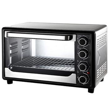 鍋寶33L雙溫控不鏽鋼烤箱OV-3300-D
