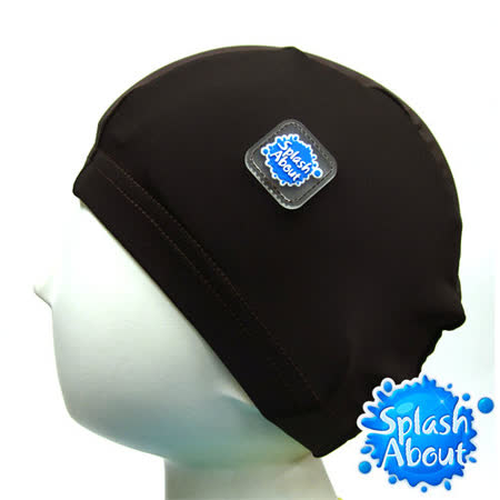 Splash About 潑寶 UV Swim Hat 抗UV泳帽-墨綠
