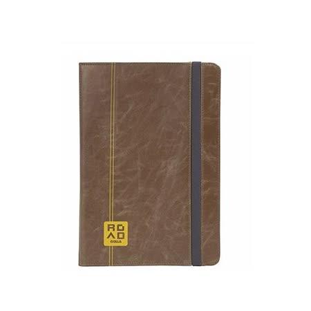 GOLLA 北歐芬蘭 都會 翻轉式平板 保護套(G1614)-褐(10.1吋)