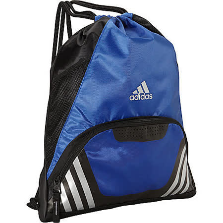 Adidas 2015時尚團隊速度粗藍色運動後背包【預購】