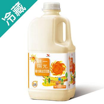 統一陽光陽光黃金豆豆漿1858ml