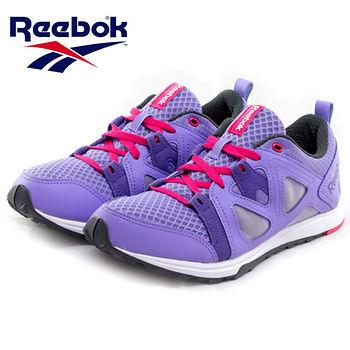 Reebok 輕量透氣慢跑鞋(女款)-紫