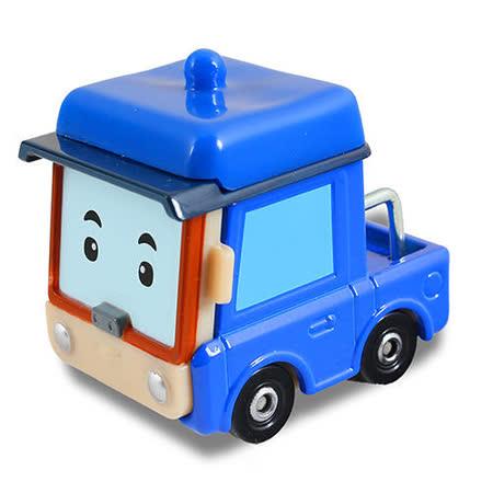 (購物車)《POLI 波力》合金單車系列-班尼