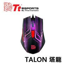 曜越 TT eSports 塔龍 TALON 左右手通用光學引擎電競滑鼠