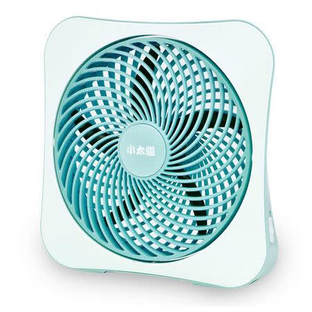 小太陽10吋DC節能扇TF-1088藍/粉 (隨機出貨_買一送一)