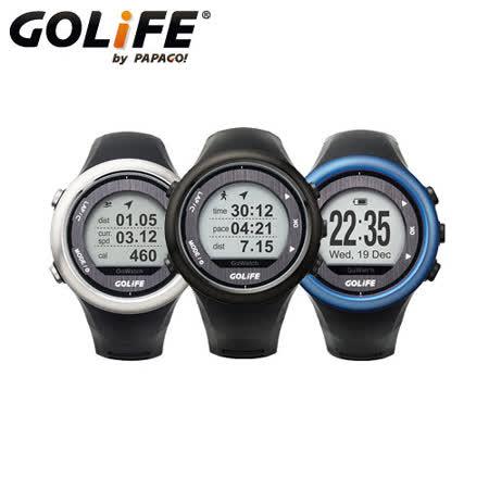 PAPAGO GOLiFE GoWatch 820i GPS 藍牙 全中文介面 鐵人三項 運動腕錶  送原廠心跳帶