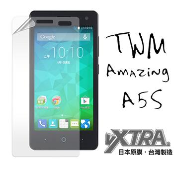 VXTRA 台灣大 TWM Amazing A5S 高透光亮面耐磨保護貼