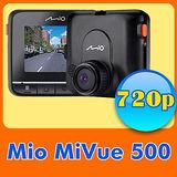 Mio MiVue™ 500 HD高畫質行車記錄器《送8G +三孔+mini HDMI影音傳輸線》