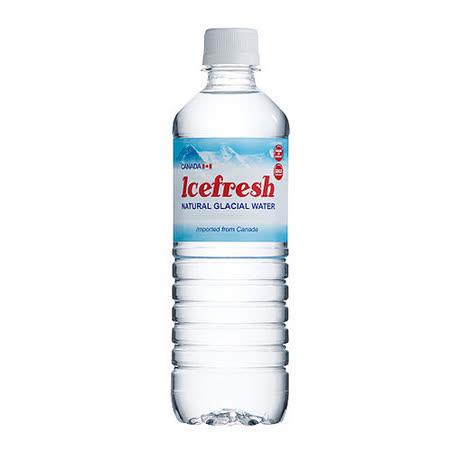 【台糖】加拿大冰河水(500ml/瓶,24瓶/箱)