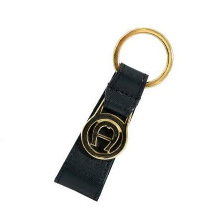 【真心勸敗】gohappy快樂購物網AIGNER LOGO皮革鑰匙圈 海藍評價怎樣高雄 遠 百 週年 慶