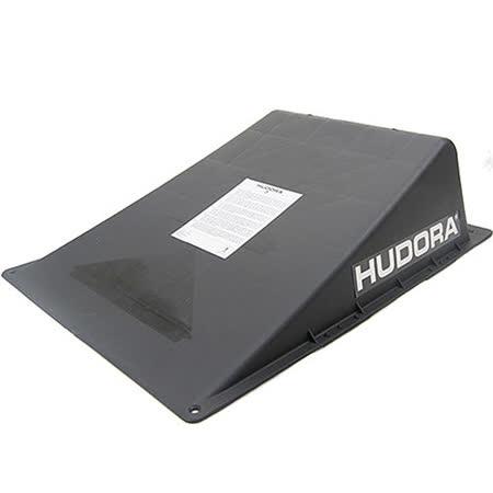 HUDORA 滑板--直排輪--BMX車--遙控車--多用途極限運動專用小斜坡--單斜坡 黑