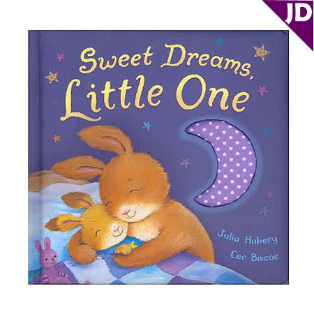 【英國Caterpillar原文童書】Sweet Dreams, Little One 觸摸書