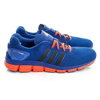 ADIDAS(男)CC RIDE M 時尚輕量慢跑鞋-藍-B24460