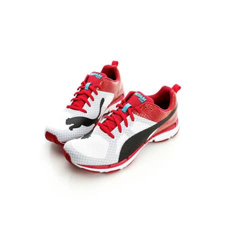 PUMA(男)PUMA Mobium Ride 慢跑運動鞋-紅白-18729802