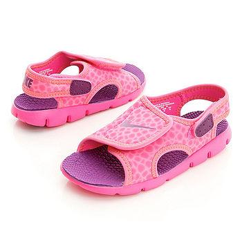 NIKE(童)中小童涼鞋-粉-386521606