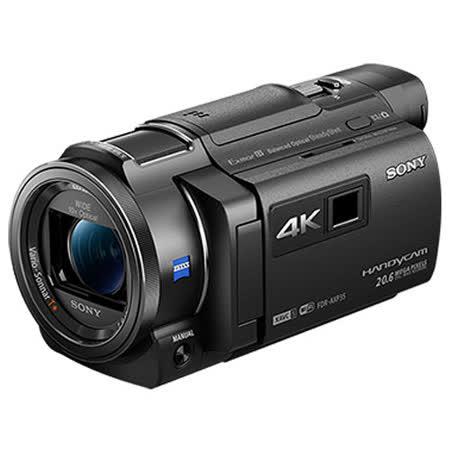 SONY FDR-AXP35 4K數位攝影機*(中文平輸)~加送SD32G記憶卡+專用鋰電池+座充+攝影包+強力大吹球+細毛刷+專用拭鏡布+清潔組+高透光保護貼