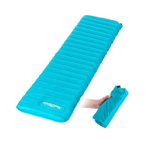 PUSH! 戶外休閒登山用品按壓式充氣墊睡墊防潮墊床墊野餐墊瑜伽墊 P61