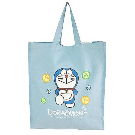 【Doraemon】哆啦A夢直立式購物袋手提袋萬用袋