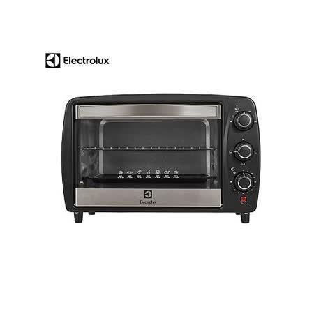 【Electrolux 伊萊克斯】瑞典15L專業級烤箱 EOT3805K