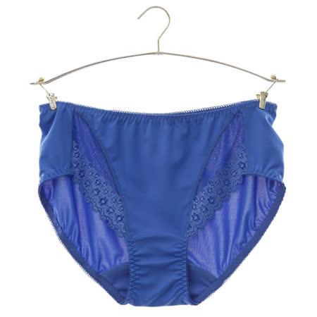 黛安芬-經典優雅美型平口褲 M-EL(時尚藍)
